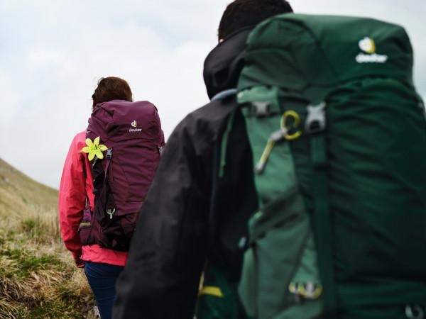 Mochilas para Hiking e Trekking