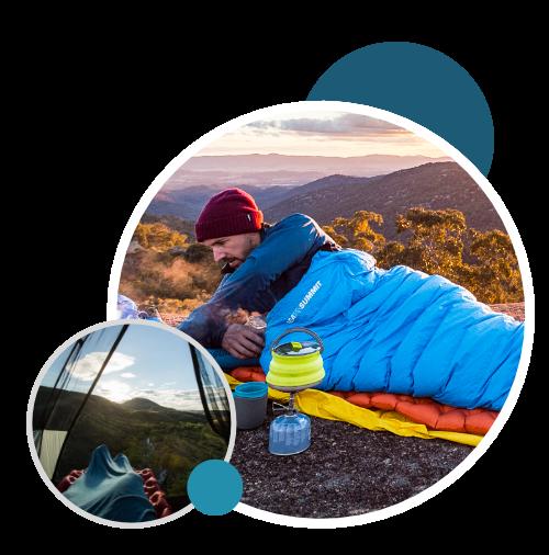 Workshop Gratuito Sistema Dormir para Trekking
